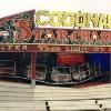 Cecil Codona Ark at kirkcaldy