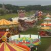 Burntisland Summer Fairground in 2012