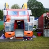 Burntisland Summer Fairground in 2007
