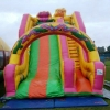 Billy White Inflatable Slide at Burntisland 2007