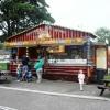Gambles Burger Island Kiosk at Burntisland 2007