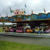 Ervin Gambles Wacky Racers Car Track