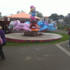 Burntisland Summer Fairground in 2012