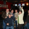 Chris Findlay Football Presentation Evening at The Harlem club in Kirkcaldy 2008