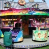 The Meadows,Funfair, in the City of Edinburgh 2007