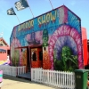 Kenny Stuart's Funfair in Anstruther Fife in  August 8, 2009