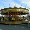Lawrence Bishton's Gallopers at Kirkcaldy Links Market in 2007