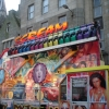 Market Street, Funfair Edinburgh 2007/08