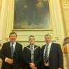 Scottish Section Delegates attend the Parliamentary Dinner 2012