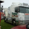 Truckfest Funfair at Ingliston Showground Newbridge 2007